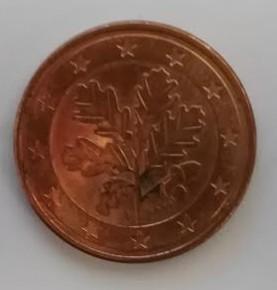 5 Cent Münze Rückseite Münzen Info